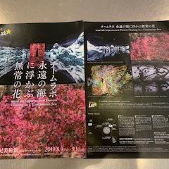 2019 夏 金沢 チームラボ
